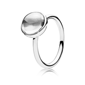 PANDORA Poetic Droplet Ring