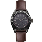 Vivienne Westwood Unisex Brown Saville Watch