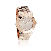 Marc by Marc Jacobs Amy Rose Gold Watch with Rose Gold Dial