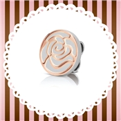 Nomination My Bon Bons Rose Gold Rose Charm