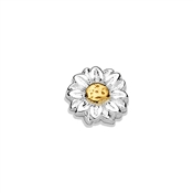 Storie Storie Silver Daisy Charm