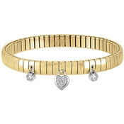 Nomination Extension Gold Bracelet