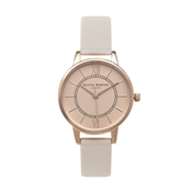 Olivia Burton Wonderland Blush & Rose Gold Watch