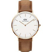 Daniel Wellington Classic 40mm Rose Gold Durham Watch