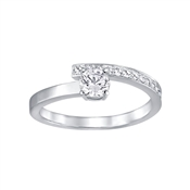 Swarovski Fresh Crystal Ring (50)