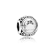 PANDORA Cancer Star Sign Charm