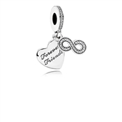 Forever Friends Charm by Pandora