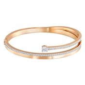 Swarovski Fresh Rose Gold Bangle