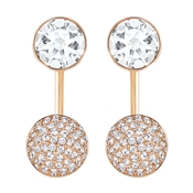 Swarovski Forward Rose Ear Jackets