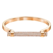 Swarovski Friend Rose Gold Bangle