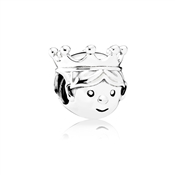 PANDORA Enchanting Little Prince Charm
