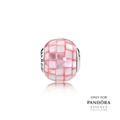 PANDORA ESSENCE Compassion Mother of Pearl Charm