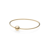 PANDORA ESSENCE Gold Bangle