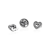 PANDORA Family Memories Floating Charms