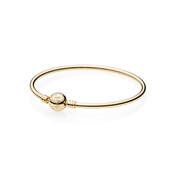 PANDORA Moments Gold Bangle