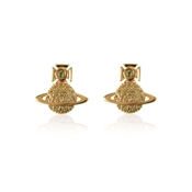 Vivienne Westwood Gold Tamia Studs
