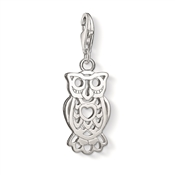 Thomas Sabo Cut-out Owl Charm