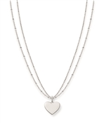 Thomas Sabo Silver Token of Love Necklace