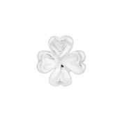 Storie Silver Lucky Clover Charm