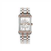 Thomas Sabo Silver & Rose Gold Century Watch