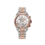 Thomas Sabo Rose Gold & Silver Chrono Bracelet Watch