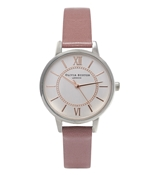 Olivia Burton Wonderland Midi Dial Dusty Pink & Rose Gold Watch