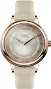 Vivienne Westwood Beige & Rose Gold Portobello Watch