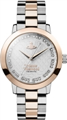 Vivienne Westwood Two Tone Bloomsbury Watch