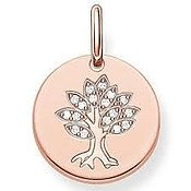 Thomas Sabo Tree of life coin