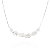 Daisy London Mulberry Leaves Necklace
