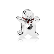PANDORA Gingerbread Man Charm