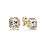 PANDORA Timeless Elegance Stud Earrings