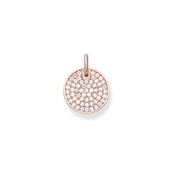 Thomas Sabo Circles Disc Pendant