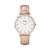 CLUSE La Bohème Rose Gold Metallic Watch