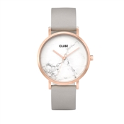 CLUSE La Roche Rose Gold & Grey Watch