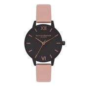 Olivia Burton After Dark Midi Dusty Pink Watch