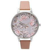 Olivia Burton Enchanted Garden Dusty Pink Watch