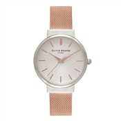 Olivia Burton The Hackney Rose Gold Watch