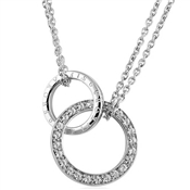 Sif Jakobs Interlocking Circles Prato Uno Necklace
