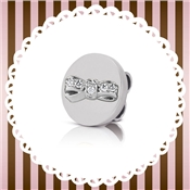 Nomination My Bon Bons Embellished Silver Charm