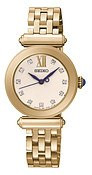 Seiko Gold Bracelet Watch