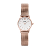 CLUSE La Vedette Rose Gold Mesh Watch