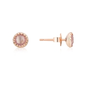 Argento June Birthstone Earrings