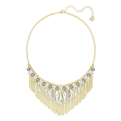Swarovski Gipsy Gold Necklace