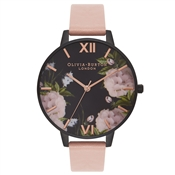 Olivia Burton After Dark Dusty Pink Watch