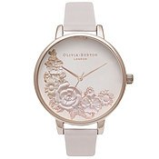 Olivia Burton Floral Bouquet & Blush Watch