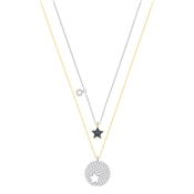 Swarovski Crystal Wishes Star Necklace