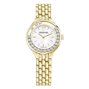 Swarovski Lovely Crystals Gold Bracelet Watch