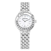 Swarovski Lovely Crystals Silver Bracelet Watch