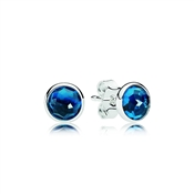 PANDORA December Droplets Earrings